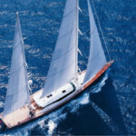 Marine Cloud for 53m Perini Navi S/Y Squall